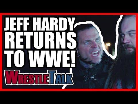 Xxx Mp4 Jeff Hardy Kane RETURN To WWE Bray Wyatt Is DELETED WWE Raw Mar 19 2018 Review 3gp Sex