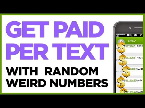 Earn PayPal Money For Receiving Text Messages - Make Money Online