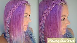 Summer Hair ☼ Floating Lace Braid