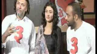 Rakeysh - Ragini - Mrigdeep Speak About 'Teen Thay Bhai' - Bollywoodhungama.com