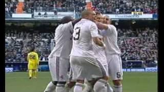 Golazo de Robben Real Madrid