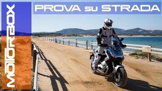 Honda X-ADV, la prova di MotorBox