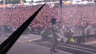 Mötley Crüe - Wild Side (Live Download Festival 2015