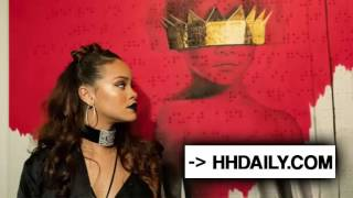 Rihanna - ANTI [FULL ALBUM]