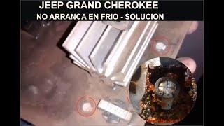 Solución Problemas de Arranque Jeep Grand Cherokee ZJ 94