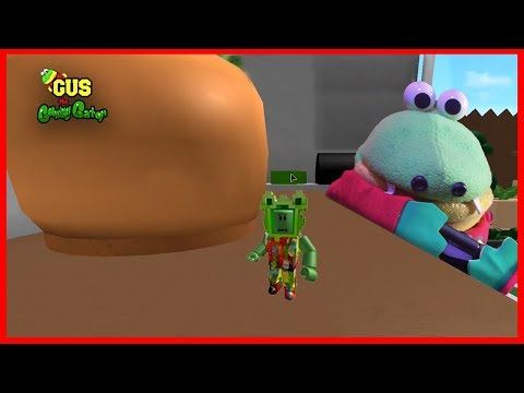 Roblox Hide N Seek Let s Play with Gus the Gummy Gator