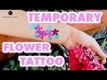 Download Lagu DIY Temporary Flower Tattoo - HGTV Handmade