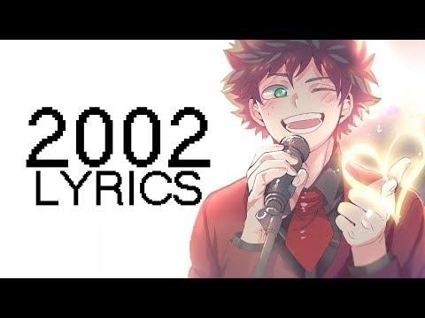 Nightcore - 2002 (Male version) Anne-Marie || Lyrics