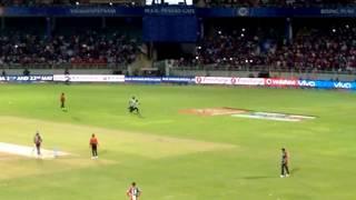 Dog enters the stadium! (Funny) - RPS vs DD IPL 2016, Visakhapatnam