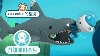 바다 탐험대 옥토넛 - 바다표범 (시즌3 에피소드19 - 전체에피소드)