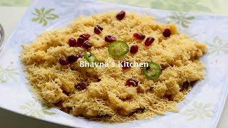 Surti Sev Khamani Video Recipe Electric Pressure Cooker | Gluten-Free Bhavna's Kitchen