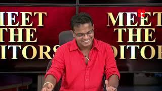 MEET THE EDITORS WITH  Dharmajan Bolgatty_Reporter Live
