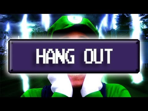 Luigi's Mansion Interactive: Hang Out