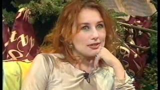 Tori Amos interview and Caught A Lite Sneeze  UK TV 1996
