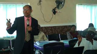 Presentation on Activisim by Barr Eze Onyekpere Part 5