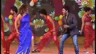 Sexy dance by Richa gangopadhyay in saree