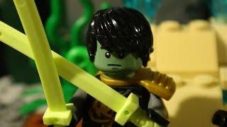 LEGO NINJAGO THE MOVIE PART 27 - SKYBOUND - MASTER OF DESTINY