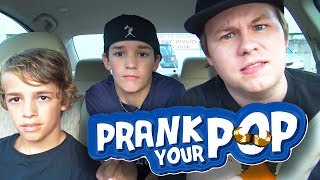 THEY PRANKED THEIR DADS! (Straight From Fans)