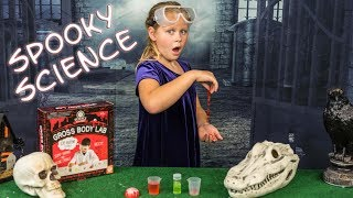 ASSISTANT SPOOKY Gross Lab Make Scary Science and Special Effects