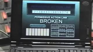 The Peacekeeper Trailer 1997