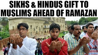 Muslims in Punjab village gifted mosque by Sikh & Hindus ahead of Ramzan | Oneindia News