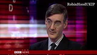 Jacob Rees Mogg politely dismantles BBC interviewer for 23minutes