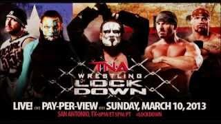 TNA Lockdown 2014 Theme