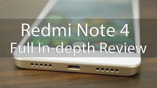 Redmi Note 4 Review with Pros & Cons Mid Range Champ?