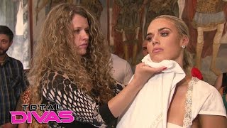 Lana gets christened in the Greek Orthodox Church: Total Divas Preview Clip, April 26, 2017