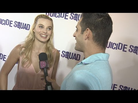 SUICIDE SQUAD Interviews - Margot Robbie, Will Smith, David Ayer, Jay Hernandez, Karen Fukuhara