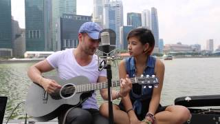 "Steph Micayle & David DiMuzio - ""Say Something"" (Cover)"