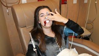 cloe after wisdom teeth removal