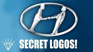 10 Secrets Hidden Inside Famous Logos