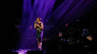Regine Velasquez sings