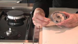 How to clean the burner on your stove