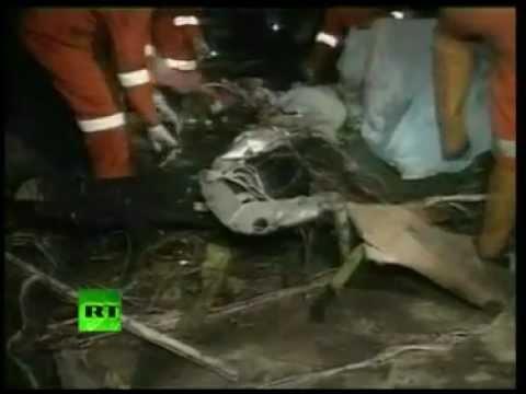 Plane Crash In Pakistan Rare Video(Bhoja  20-04-2012) Bhoja Air Boeing 737 plane crash in Islamabad)