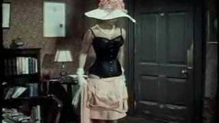 Sophia Loren in black corset