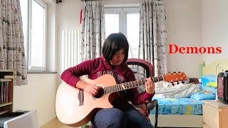 Demons - FREE TABS (Adrian Vida Arrangement) (Fingerstyle Guitar Cover)