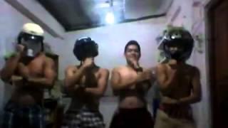 sayaw ng mga pogi(m,m.r.r-gentlemen)
