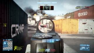 BF3: How to use TDM to work on your skills by rivaLxfactor 57-7