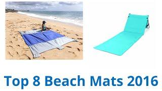 8 Best Beach Mats 2016