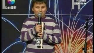 Recorder beatbox (turkish got talent) amazing!!