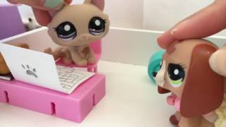 LPS:  Plastic Surgery! (comedy) 😊 |  lps kitkat ♡