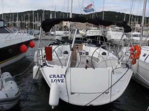Croatia Sailboat Charter: Bavaria 40