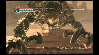 Kill Final Boss Ratash under 5 Minutes Prince Of Persia - Forgotten Sands