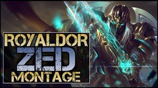 RoyalDor Zed Montage - Best Zed Plays