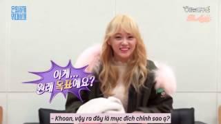[VIETSUB] Kế hoạch nhát ma thanh niên Kim Sejeong thất bại (w B1A4)