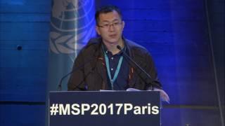 #MSP2017Paris: Session 8 - MSP towards Sustainable Blue Growth