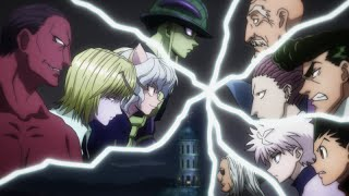 [Hunter x Hunter (2011) AMV] Hunters vs Royal Guards