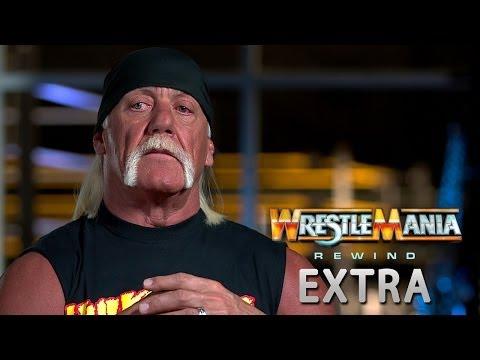Hulk Hogan reflects on Andre The Giant WrestleMania Rewind WWE Network Extra
